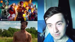 The Flash Season 4 Episode 1 'The Flash Reborn' Reaction