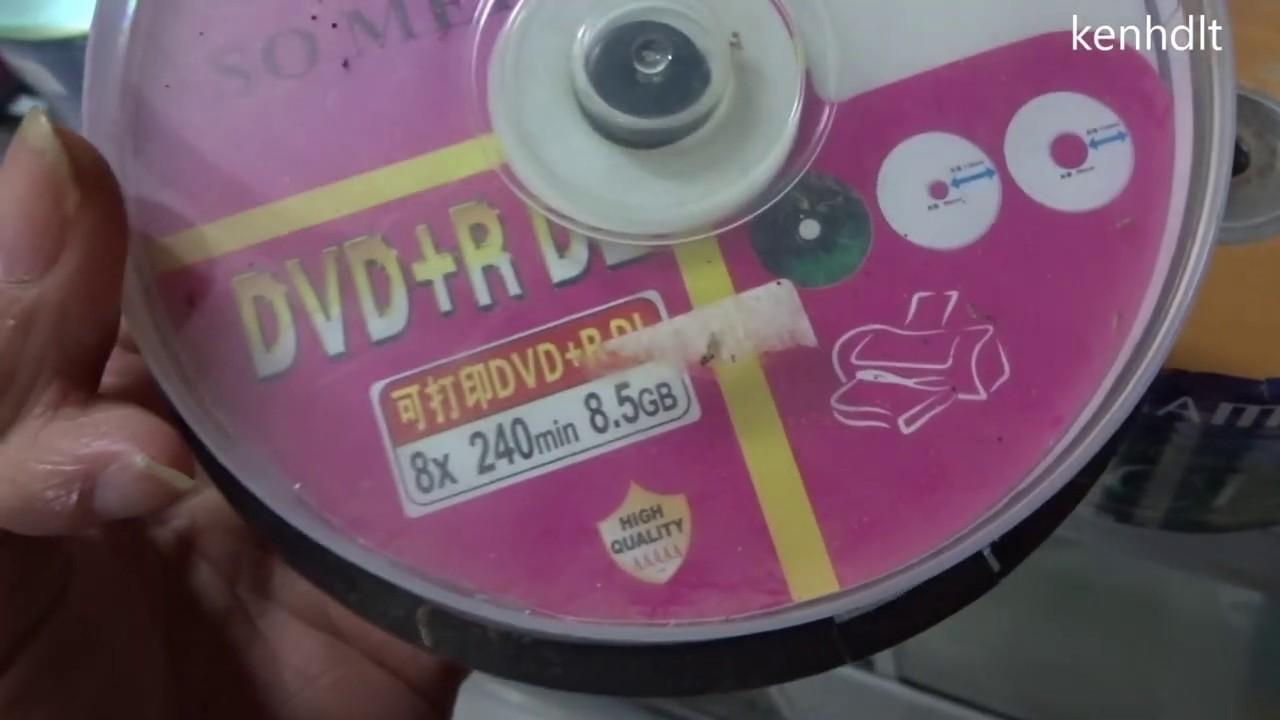 Hướng dẫn ghi đĩa dữ liệu DVD hoặc VCD  burner software for windows 10