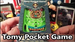 Pachinko Tomy Pocket Game Toy Review - The No Swear Gamer