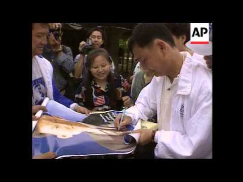 Thailand - National Election Campaign Winds Up