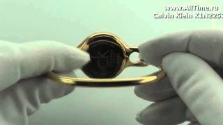 Женские наручные fashion часы Calvin Klein K1N22526