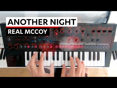 Real McCoy - Another Night (Roland JD-Xi)