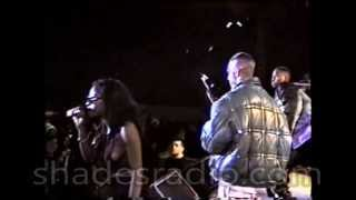 The Firm_NAS AZ and Foxy Brown Live performance