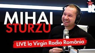 Mihai Sturzu Pilot De Avion   L VE  Virgin Radio Romania