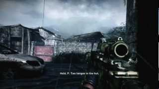 Medal of Honor: Warfighter Gamplay PC High Settings