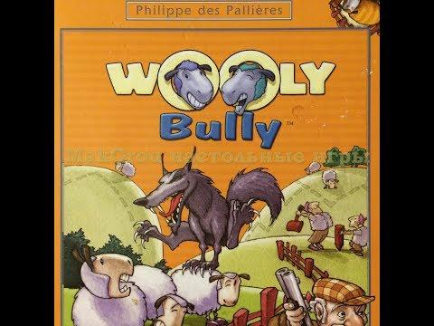 Играем в настольную игру Wooly Bully (Волки и Овцы)