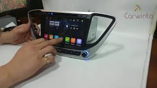 Hyundai Solaris 2017+ Android 6,0 AA 3074