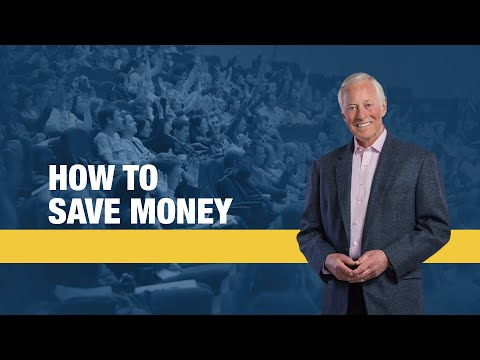 How to Save Money | Brian Tracy