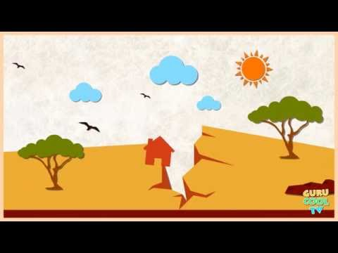 Why Do Earthquakes Occur? - Explained through animation for kids | Roving Genius
