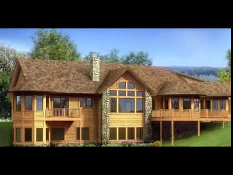 Wood House Design Ideas