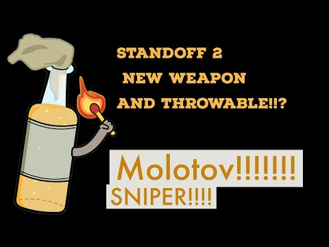 New!!Throwable and Weapon in Standoff 2 .....ll Standoff 2