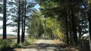 Driving through Siberia, Angarsk