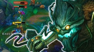 WHAT HAPPENED THIS GAME - Maokai Jungle Season 7 | League of Legends
