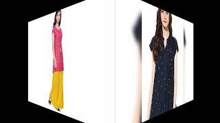Low price of Kurtis for girl buy online