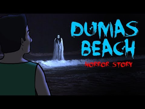New Year at Dumas Beach | Horror Story In Hindi | KM E19 🔥🔥🔥
