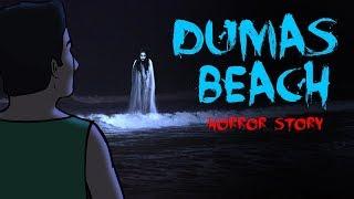 New Year at Dumas Beach   Horror Story In Hindi   KM E19 🔥🔥🔥