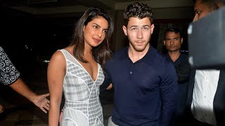 priyanka chopra nick jonas mumbai reception