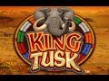 King Tusk  Online slot by Microgaming - Free Spins Feature!