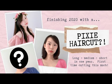 from-long-hair-to-a-pixie-cut?!-first-time-chopping-off-so-much!-|-sweet-softies-vlog