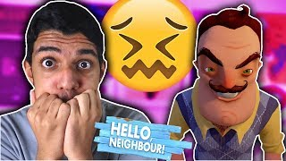2# الجار الكريييييه🏠...( نرفززززنييييييي😖).!!! Hello Neighbor I