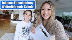Es wird ernst 😳 Johanns weiterführende Schule! Auto Frühjahrsputz | Deutsch lernen | Mamiseelen
