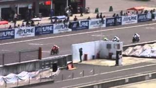 2007年全日本ロードレース第1戦 ツインリンクモテギ GP125 柳沢選手の快走