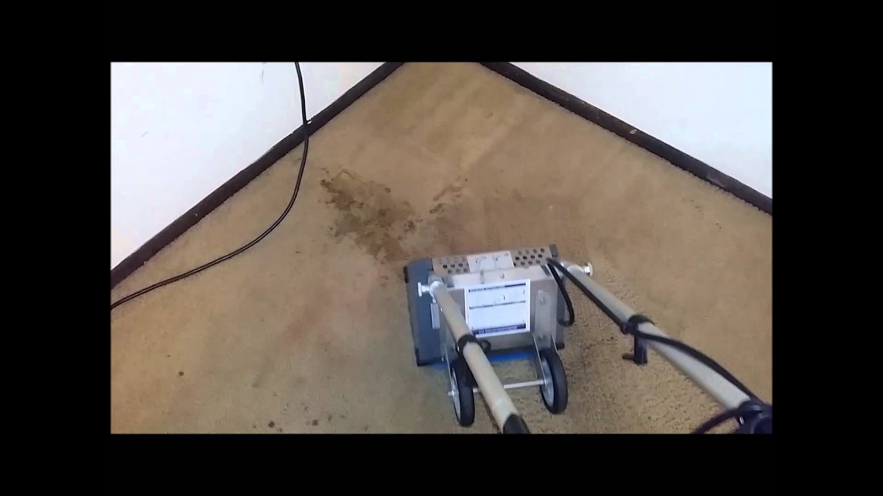 Whittaker Crb Floor Tile Carpet Scrubber Dirty Carpet