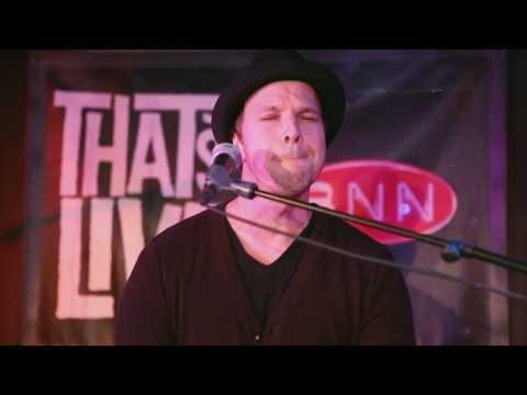 Gavin DeGraw - Hallelujah (Leonard Cohen cover live @ BNN That's Live - 3FM)