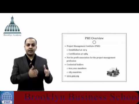 PMP Lecture 1 Sample