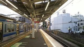 西武池袋線 特急ちちぶ40号 池袋行き 10000系(ラブライブサンシャインラッピング列車) 2018.05.16