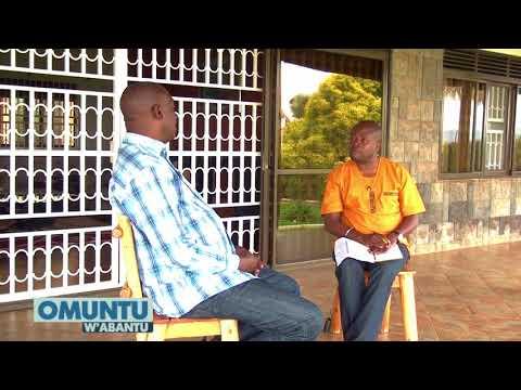 OMUNTU W'ABANTU DD-Brig Andrew Lutaaya Kaganda