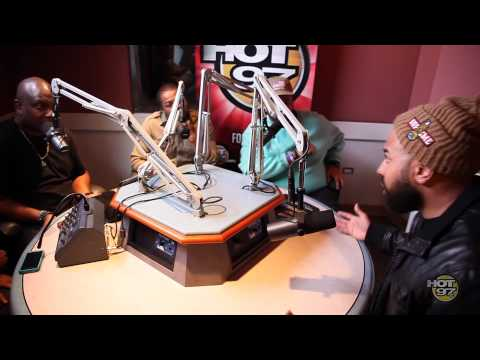 Major  Vs Minor Leagues- Ebro talks to The Combat Jack Show PT 1