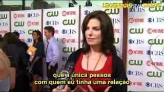 Entrevista com Sela Ward sobre a 8ª temporada de CSI:NY - Legendada PT-BR