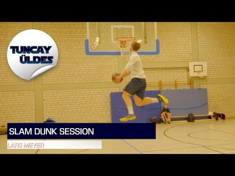 SLAM DUNK SESSION With Lars Meyer From Berlin, Germany