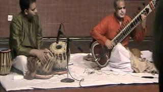Ashraf Sharif Khan & Shahbaz Hussain Raag Marwa (Alaap). Lahore May 2011