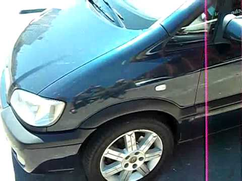 Chevrolet Zafira Gls 20 16v 54 Youtube