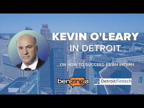 Kevin O'Leary on How to Succeed as an Intern