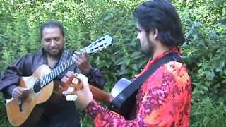 Цыганская гитара. Трио. 2012 год. Попурри.