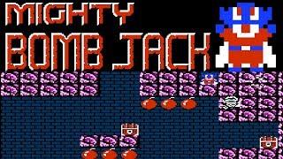Mighty Bomb Jack (NES)