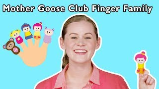 Mother Goose Club Daddy Mommy Song + More | Mother Goose Club Playhouse Songs & Rhymes