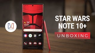 Samsung Galaxy Note 10 Plus: Star Wars Special Edition Unboxing!