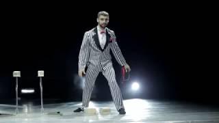 Promo - Акробатическое шоу от рекордсмена Гиннесса