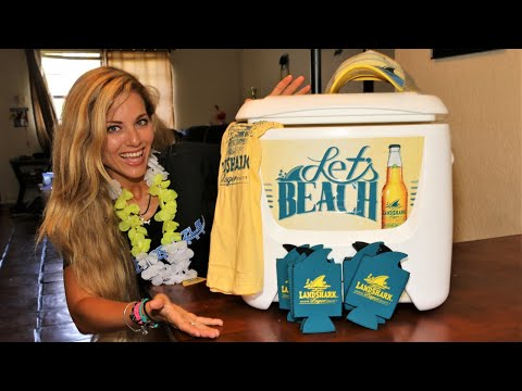 GIANT GIVEAWAY! Cooler Party Pak!