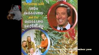 andy  williams  christmas album  Waltz 'Round The Christmas Tree