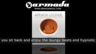 Armada Lounge 2, track 14: Moussa Clarke & Terrafunka - She Wants Him (Dynamic Illusion Chill Mix)