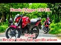 Honda Trigger 150 CB Review full specifications