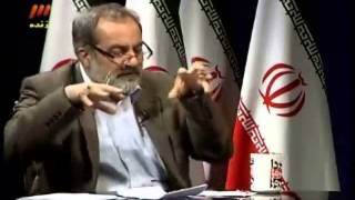 Dr Emad Afroogh & Hassan Rohani adviser debate on TV about nuclear negotiation