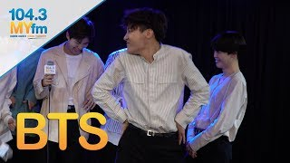 BTS Talks Performing At The BBMA's, New Single 'Fake Love' + Sing American Pop Hits!