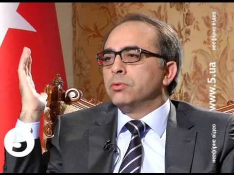 Ambassador of Turkey to Ukraine Yönet Can Tezel // Exclusive interview