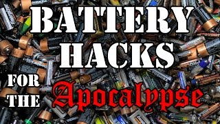 battery hacks that could save your life